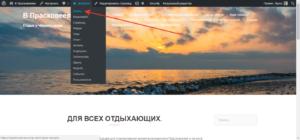 Создание записей WordPress