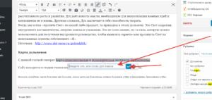 Создание записей WordPress для чайников
